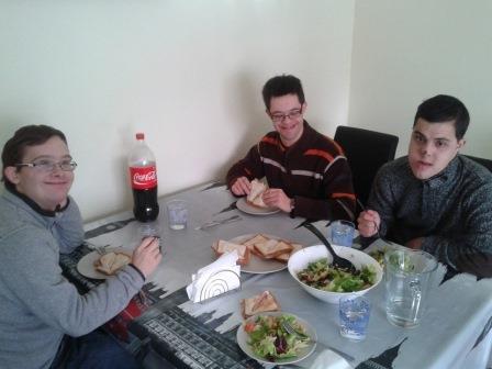 SAMUEL, VICTOR Y XOEL TRES NUEVOS PARTICIPANTES DEL PROGRAMA