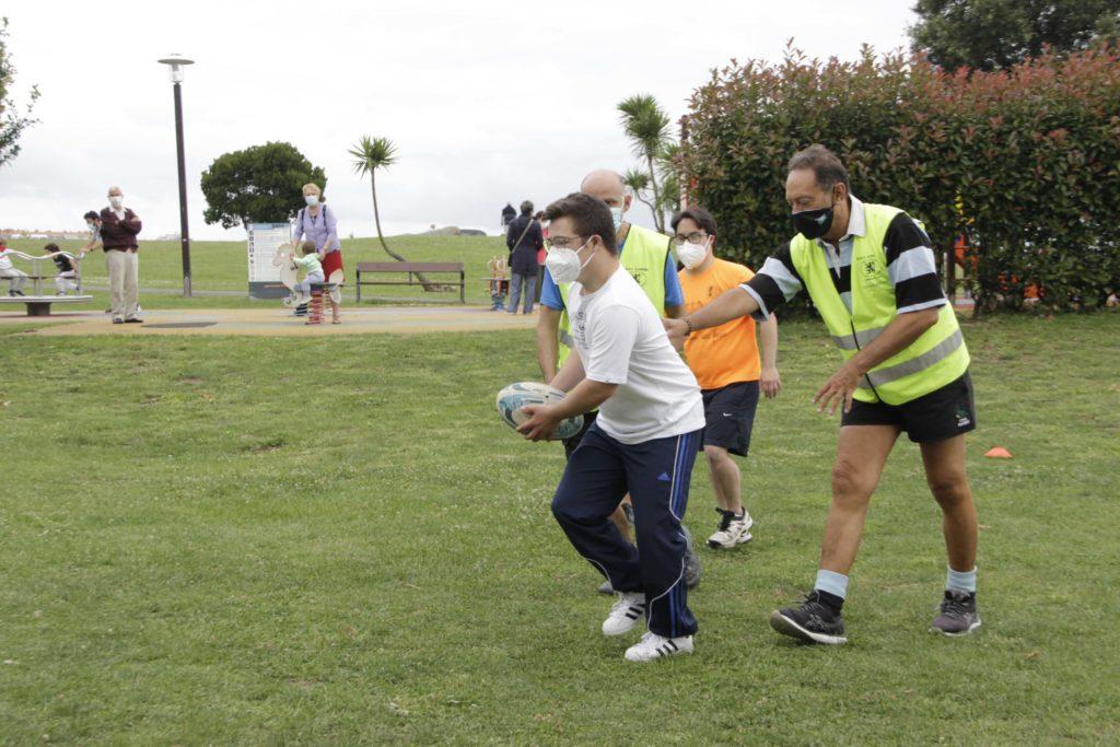 Nos acercamos al rugby de la mano del CRAT Coruña