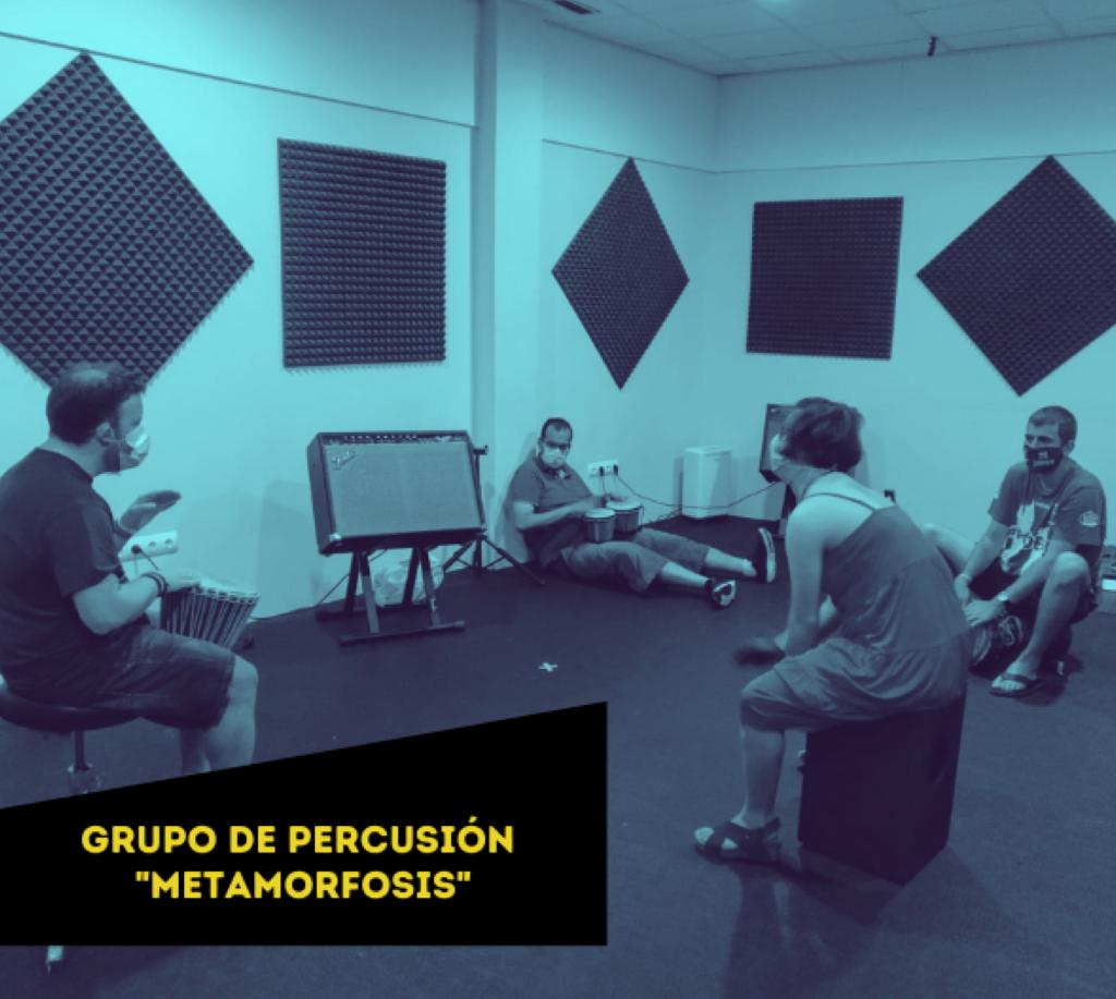 Banda de percusión Metamorfosis